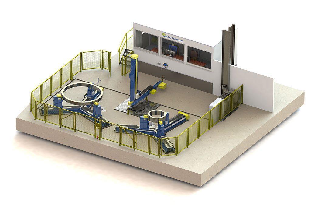 Disc and Ring Inspection Systems